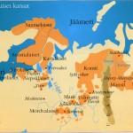 Suomen suku -kartta